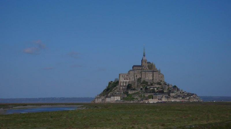 Tour n°1 : Le Mont Saint Michel